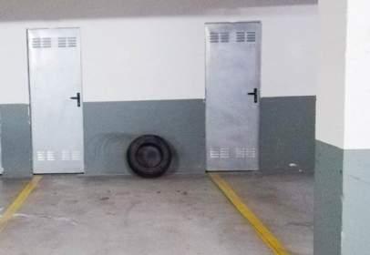 Garaje en Tabanera del Monte
