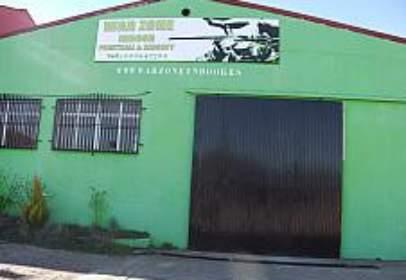 Nau industrial a Avenida Ruta de La Plata, nº 570