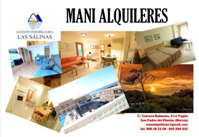 Apartamento en calle Crucero Baleares, nº 2