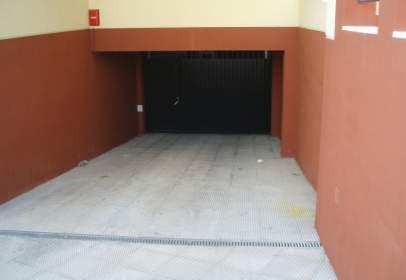 Garaje en calle de la Cruz de Melilla, nº 14