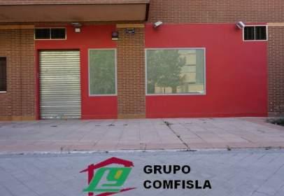 Commercial space in Paseo de la Capa Negra, nº 6
