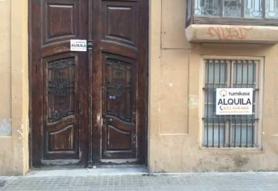 Almacén en calle Doctor Sanchis Bergón, nº 5