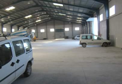 Nave industrial en Carretera Mahora