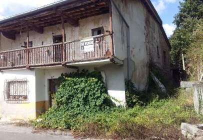Rustic house in calle Socobio, nº 45
