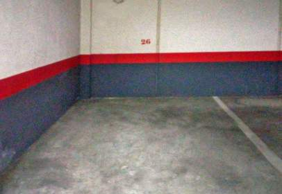 Garaje en calle Ronda del Caracol, nº 2