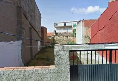 Terreny a calle Las Machalinas, nº 37