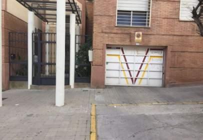 Garage in calle Miguel Servet, nº 1