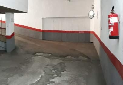 Garage in calle de Julio Pellicer, nº 41