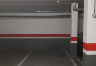 Garatge a calle Nicomedes Sanz, nº 24