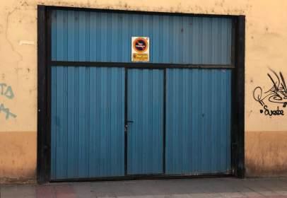 Garage in calle de la Ciudad de Toledo, 36