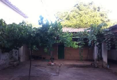 Casa unifamiliar en calle de las Huertas, nº 13