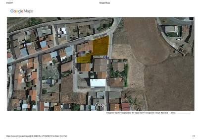 Terreno en calle de la Cuesta, nº 38