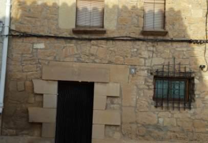 Casa unifamiliar en Avenida Calvario, nº 9