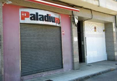 Garatge a calle de las Rias Baixas, nº 17