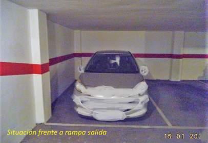Garaje en calle de los Hermanos Pinzón, 21