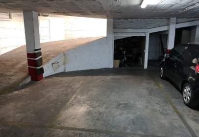 Garaje en calle de Emilio Díaz