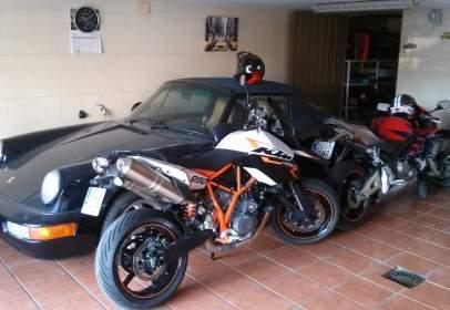 Garatge a calle Valdespino, nº 5