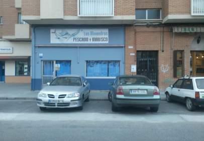 Magatzem a calle de Villalpando, nº 7