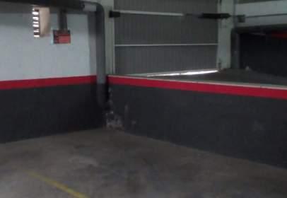 Garatge a calle Lope de Vega, nº 45
