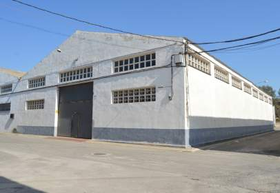 Nave industrial en calle Tras La Palla