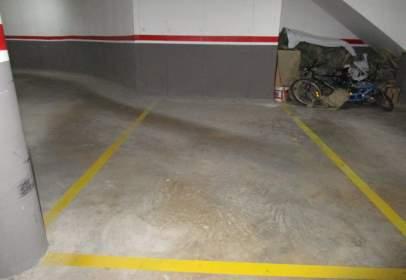 Garage in calle Lleida