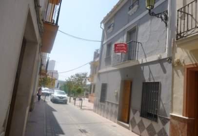 Casa a calle Alejandro de Vida Hidalgo, nº 46