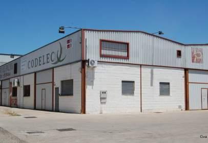 Nave industrial en Polígono Matache, nº S/N