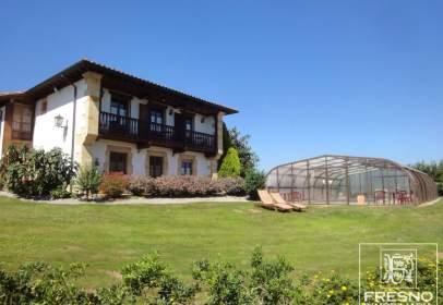 Casa en calle Marcelino Sanz de Sautuola