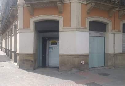 Local comercial a calle de Navas de Tolosa