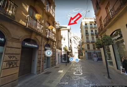 Terreno en calle Mesones, 1, cerca de Plaza de Cauchiles
