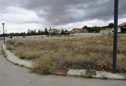 Terreno en calle de la Villa Vieja, 29