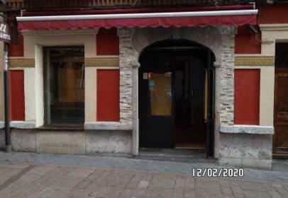 Local comercial en calle de las Zapaterías