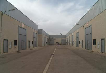 Industrial Warehouse in  Pol. Industrial 4 Romica,  Nave 122