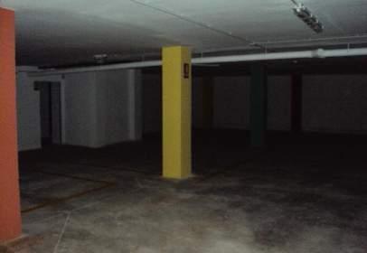 Garage in calle de Els Serrans,  59-61