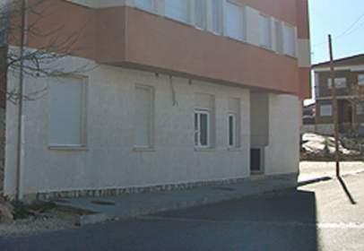 Garatge a calle de los Mártires de Sotillo, prop de Plaza Lanchares