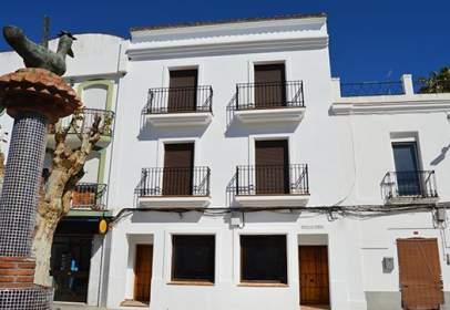 Pis a calle Real, prop de Calle de la Palma
