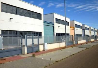 Nave industrial en calle Agrucultura y Ganadería