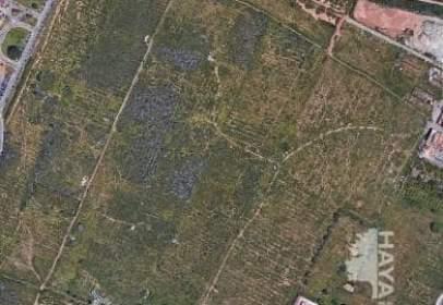 Terreno en calle de La Vila A Almudafer